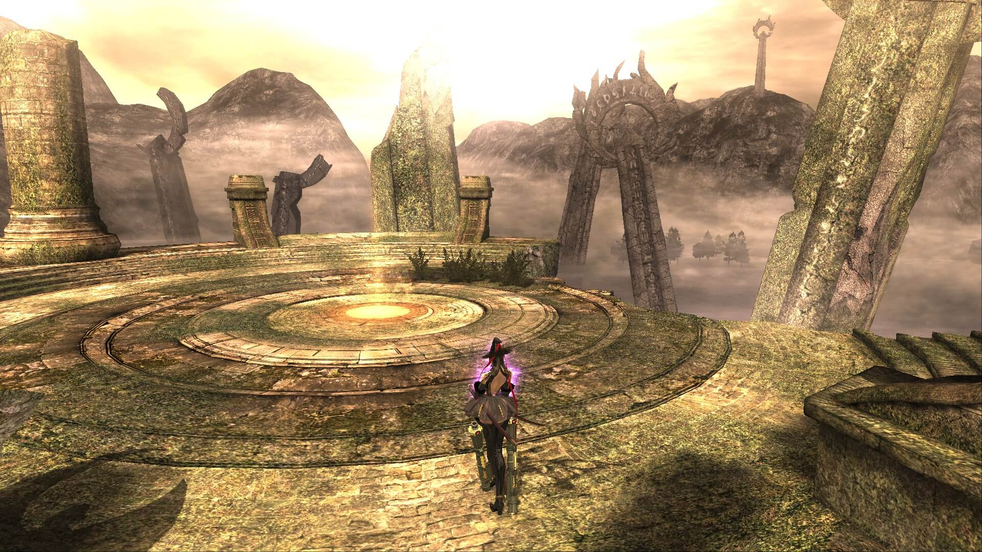 Bayonetta - Alfheim Portals and the Lost Chapter Walkthrough