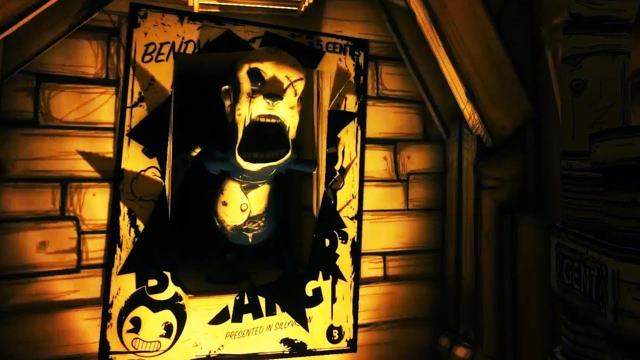 Bendy and the Ink Machine - Chapter 5 The Last Reel
