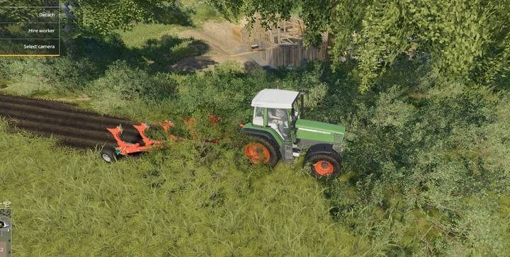 Farming Simulator 19 - How To Remove Tree And Bushes? - Naguide