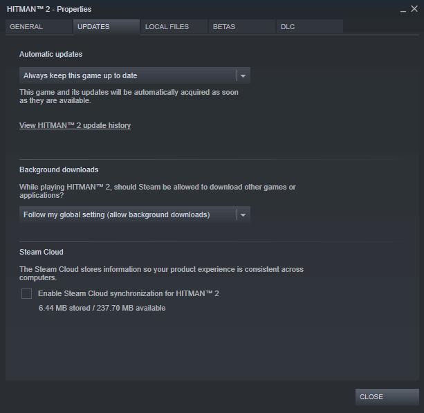 Hitman 2 - FPS Boost - Naguide
