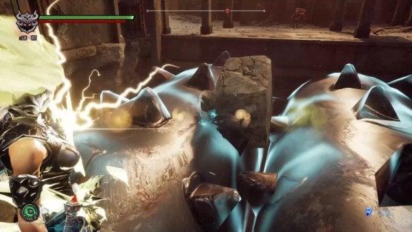 Darksiders 3 - Gnarled Cliffs Walkthrough - Naguide