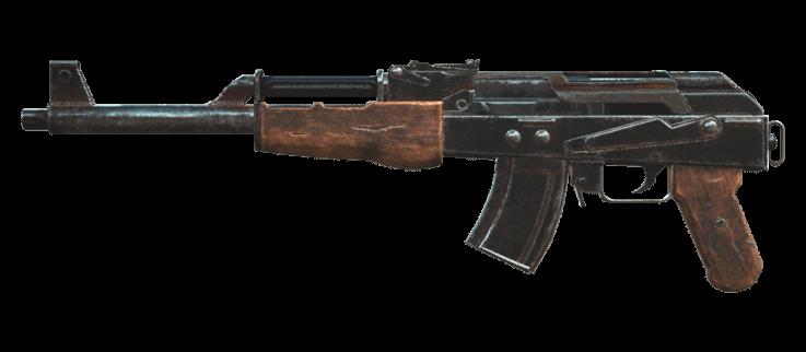 Fallout 76 - Handmade Rifle - Naguide