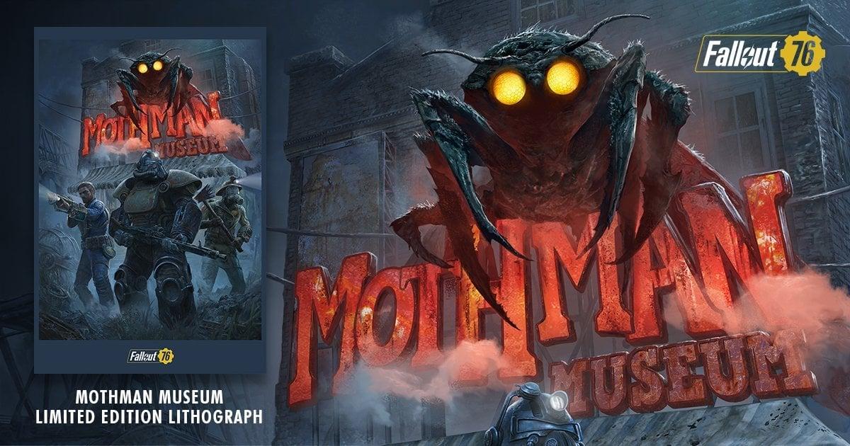 Fallout 76 - Mothman Guide - Naguide