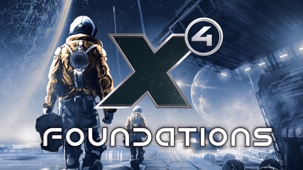 x4 Foundations - Station Building - Naguide