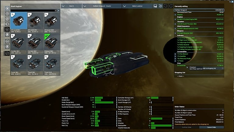 x4 Foundations - Ship Build and Upgrade - Naguide