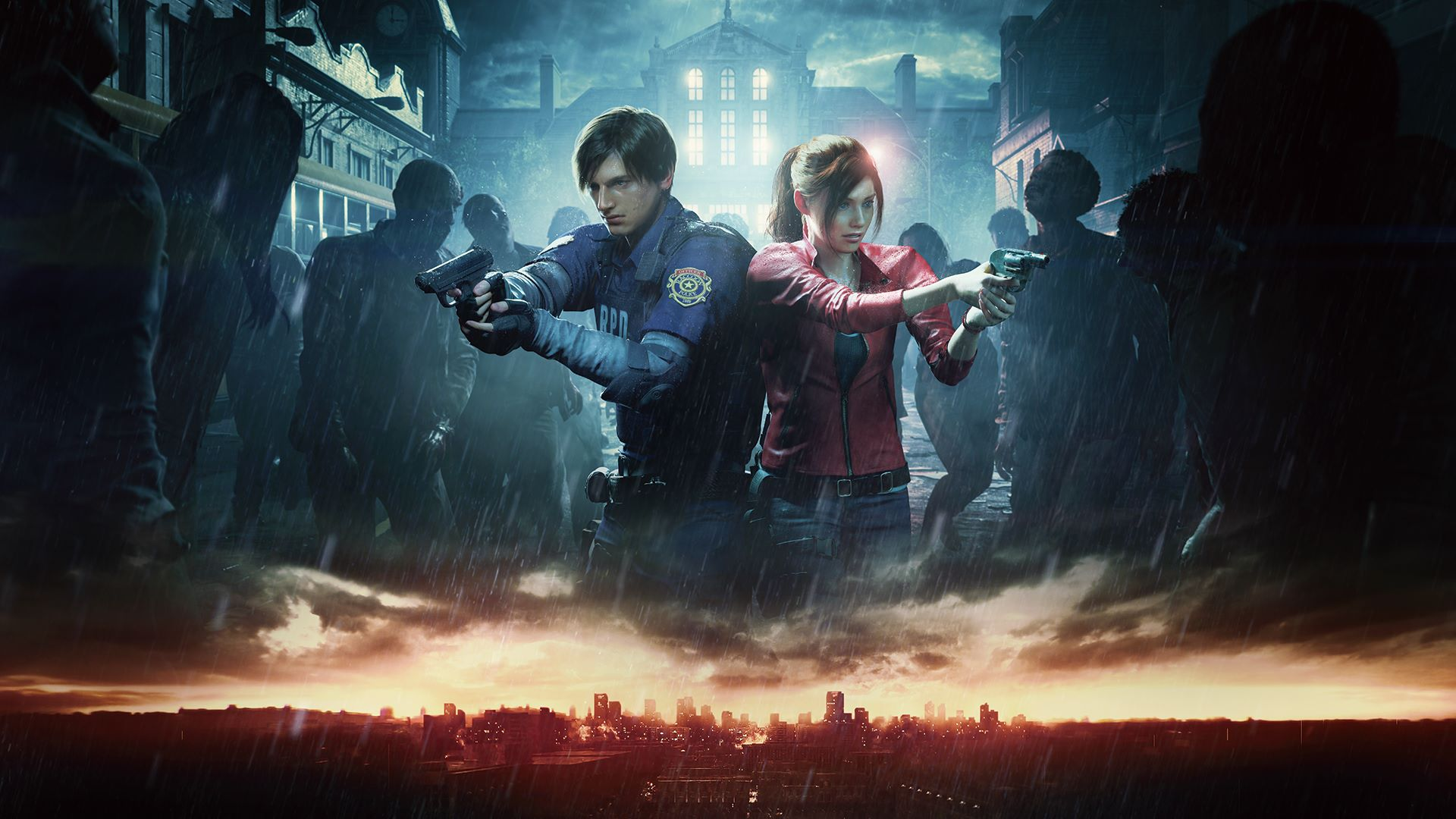 Resident Evil 2 Remake Tyrant How To Kill Naguide