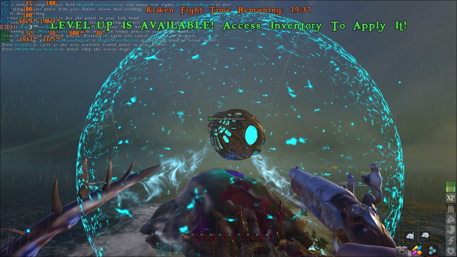 Atlas - Kraken How to Kill ? - Naguide