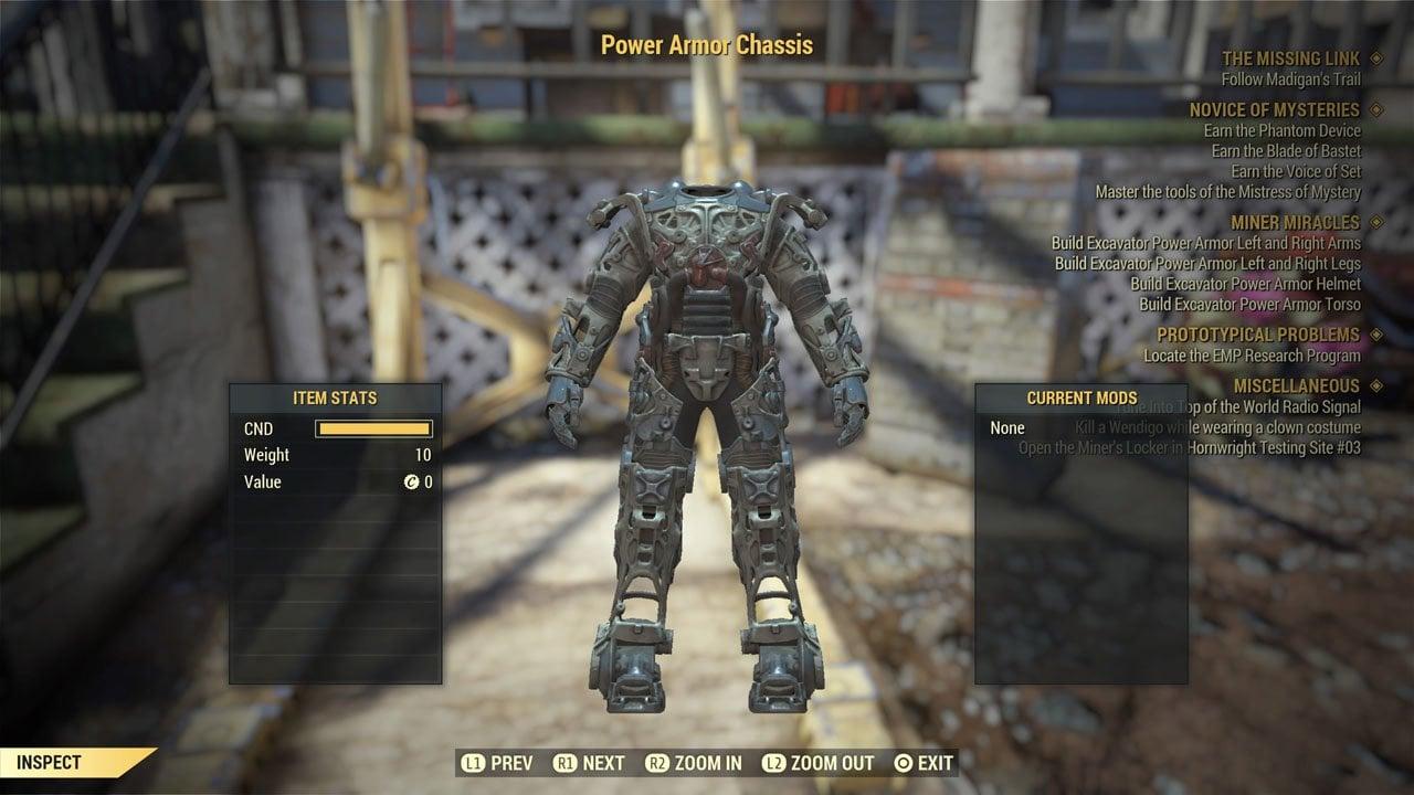 Fallout 76 - Heavy Gunner Build - Naguide
