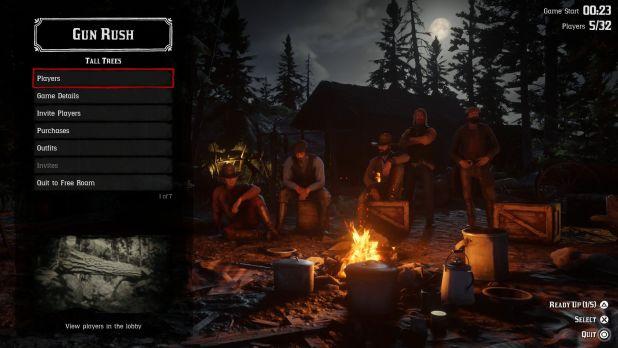 Red Dead Online - Battle Royale Guide [GUN RUSH] - Naguide