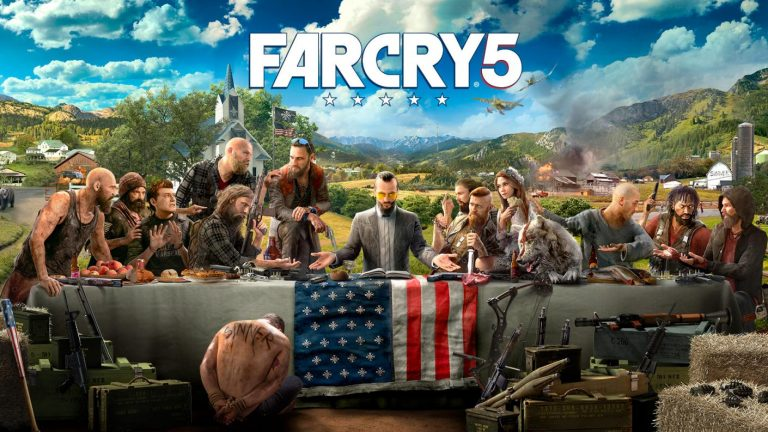 Far Cry 5 World Map Naguide