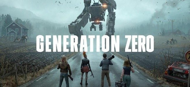 Generation Zero - Robot Killing - Naguide