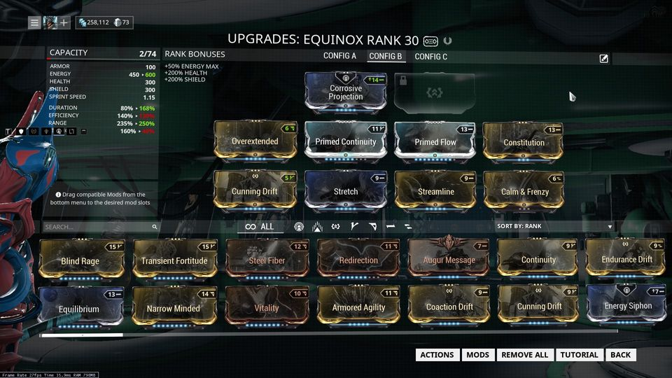 Image result for equinox build