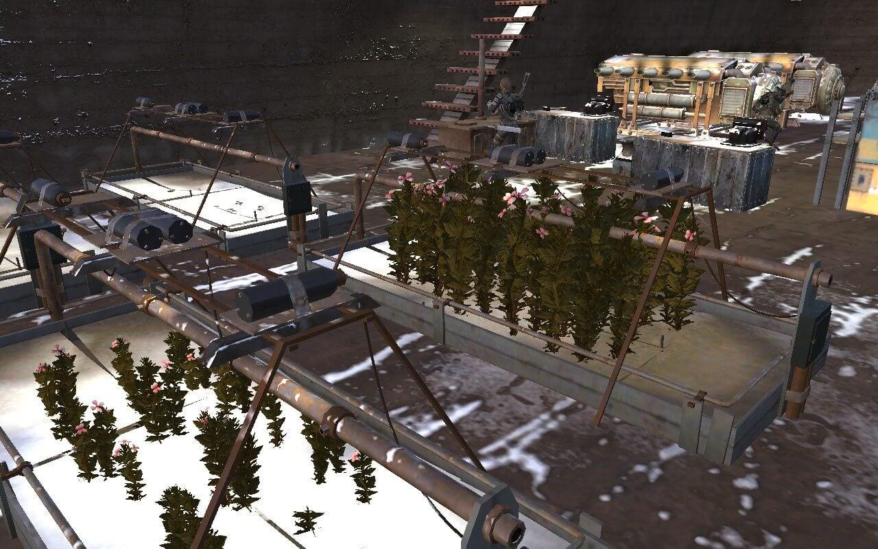 Kenshi Advanced Outpost
