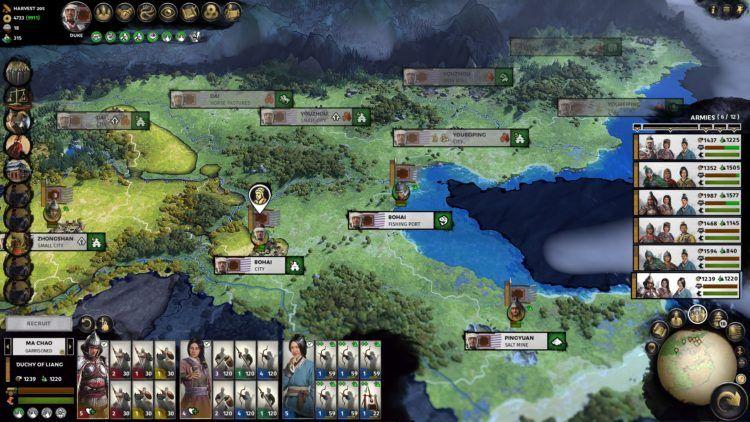 Total War Three Kingdoms Beginning Guide - Naguide