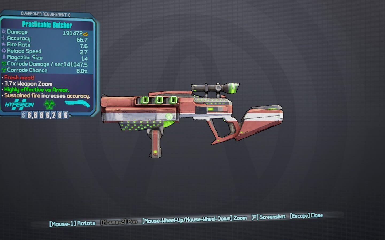 Borderlands 2 - Maya Phaselocker Agressive Build (OP8) - Naguide