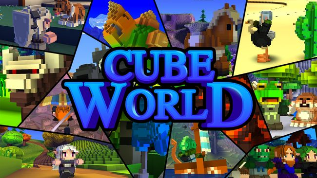 Cube World How To Tame Pets Naguide