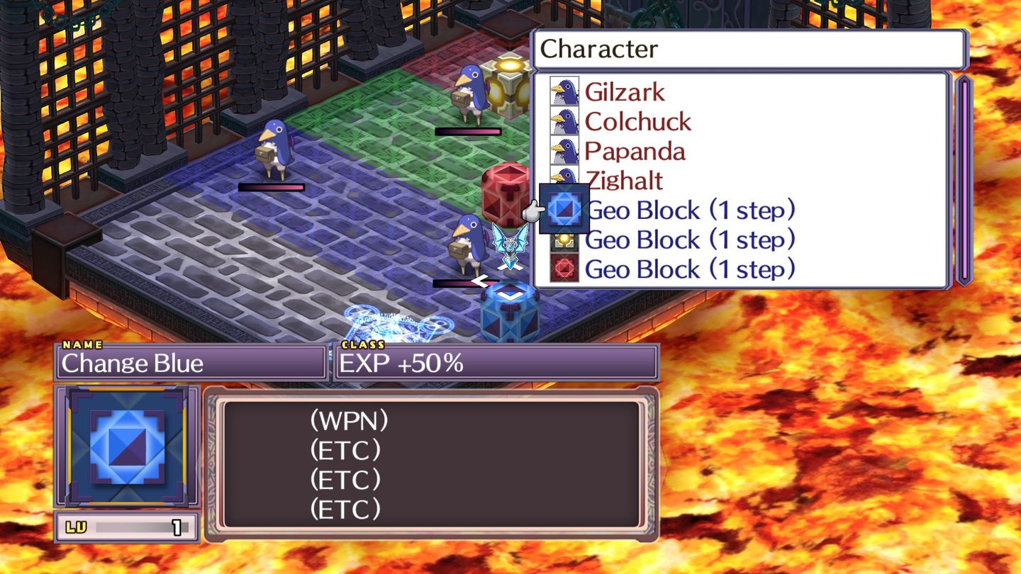 Disgaea 4 Complete Grinding Zones Land Of Carnage Naguide