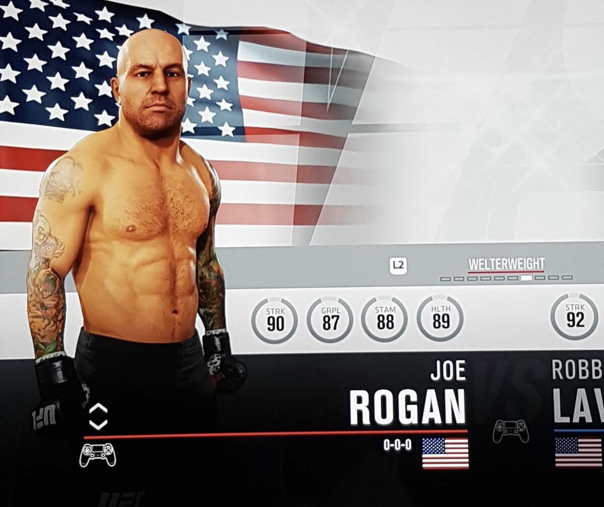 EA SPORTS UFC 3 Cheats PS4 and Xbox One