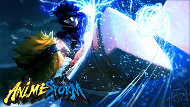 Roblox Anime Storm Simulator Codes